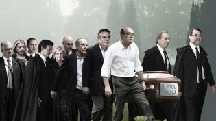 A Democracia brasileira está morta, longa vida a Cleptocracia..