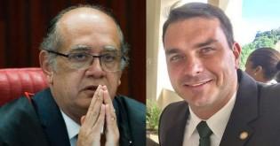 Gilmar Mendes não decidiu em favor de Flávio Bolsonaro, mas sim em favor do STF