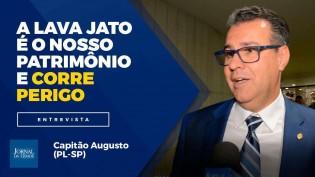 TV JCO - Congresso e STF querem acabar com a Lava Jato, afirma deputado (Veja o vídeo)