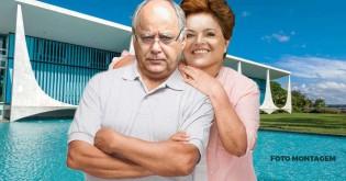Dilma desafia delator e ele apresenta prova inédita e desmoralizante