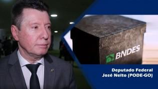 """""""A caixa-preta do BNDES tem que ser aberta para o bem do Brasil"""", ressalta deputado (veja o vídeo)"""