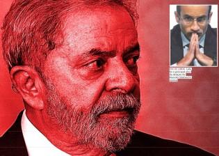 Prova documental contra Lula indica R$ 300 milhões em propinas