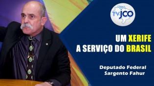 Sargento Fahur, um verdadeiro xerife a serviço do Brasil (veja o vídeo)