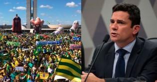 Abaixo-assinado a favor do Pacote Anticrime de Moro ganha apoio da sociedade