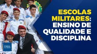 Escola Militar: Disciplina para nossos jovens e novos métodos de educação (Veja o Vídeo)