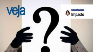 """Flagrante no jornalismo """"espertalhão"""" de uma blogueira da Revista Veja"""