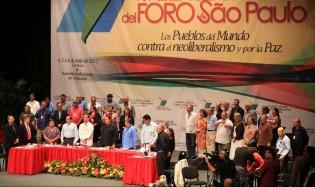 O Brasil e o Estado Cleptocrático de Direito: o Foro de São Paulo agradece