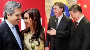 """A """"roubada"""" da Argentina e os """"negócios da China"""" realizados pelo Brasil de Bolsonaro"""