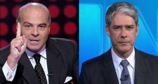 """Dono da RedeTV critica Jornal Nacional: """"Posicionamento da Globo ontem foi pior do que a reportagem"""" (veja o vídeo)"""