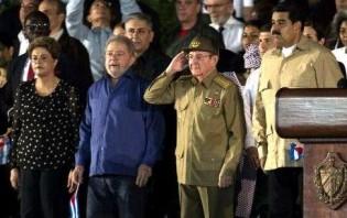 A hipocrisia da esquerda brasileira que apoia as ditaduras cubana e venezuelana