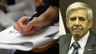 A prova ideológica da USP e a reação do general Augusto Heleno
