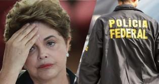 PF pede prisão de Dilma, mas Fachin nega