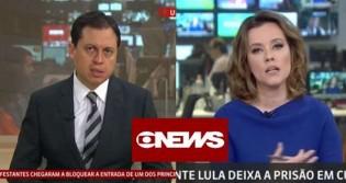 """Jogo sujo da Globo: Bolsonaro novamente é tratado como """"ex-presidente"""" (veja o vídeo)"""