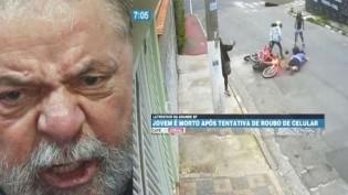 Condenado por corrupção defende ladrões de celular (veja o vídeo)