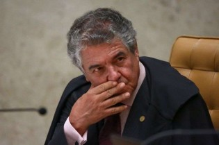 O SUPREMO Marco Aurélio, não gostou do avanço da PEC da prisão em 2ª instância