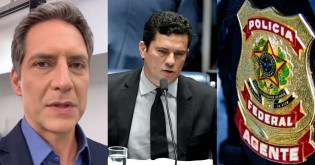 Após soltura de Lula, Lacombe reafirma apoio a Sergio Moro e à Lava Jato