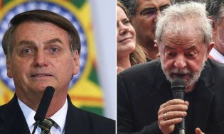 Bolsonaro humorista, sensacional, o presidente debocha e imita Lula (veja o vídeo)