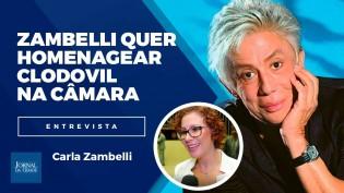 """O inesquecível Clodovil, o 1º deputado federal declaradamente gay do Brasil, mas a favor da """"família"""" (veja o vídeo)"""