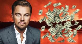 Dinheiro de Leonardo Di Caprio foi parar nas mãos de suspeitos por atear fogo na Amazônia (veja o vídeo)