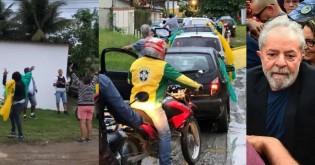 Seguranças armados de Lula impedem passagem de moradores em Parati (RJ), diz Bia Kicis (veja os vídeos)