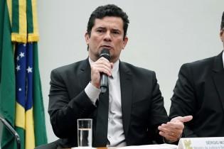 """Moro: """"PM de São Paulo é uma corporação de qualidade, elogiada no país inteiro"""""""