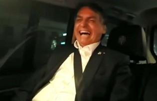 """Bolsonaro, após reunião com lideranças do Mercosul, faz """"zoação"""" e usa o """"dilmês"""" (veja o vídeo)"""