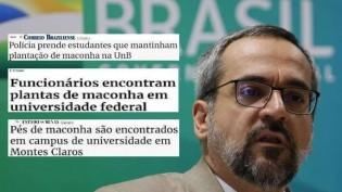 Reitores desconhecem o que acontece nas universidades e cobram explicação do ministro (veja o vídeo)