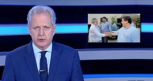 """Augusto Nunes: """"O esquema corrupto foi tão extenso que uma só geração não bastou para completar o serviço"""""""
