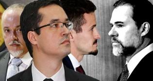 A resposta da Lava Jato contra a irresponsabilidade de Dias Toffoli