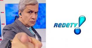 RedeTV, terá Sikêra Júnior em 2020 para bater a TV Globo na audiência