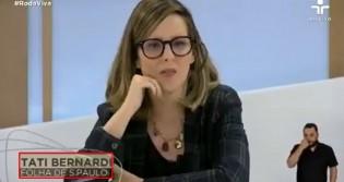 Colunista da Folha diz que tem que perdoar o pai por apoio a Bolsonaro e leva lição de Moral de Leandro Karnal (veja o vídeo)