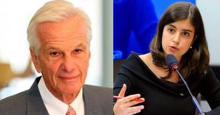 Homem mais rico do país prevê que jovem deputada será presidente do Brasil