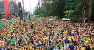 UM NOVO BRASIL! Derrubamos um plano de poder de 3 décadas