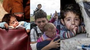 O mundo chorou a morte de milhares de inocentes nas guerras do Oriente Médio...