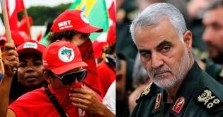 """MST participa de """"homenagem"""" a general terrorista morto pelos EUA"""