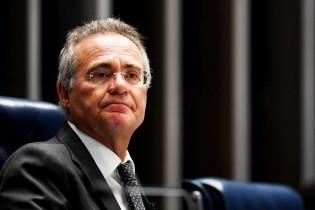 """Fama de """"às da corrupção bem-sucedido"""" de Renan, pode estar com os dias contados"""