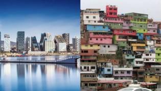 O socialismo é uma ilusão: promete a Noruega e entrega a Venezuela
