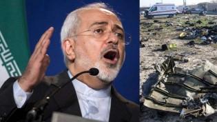 Mesmo assumindo erro, chanceler iraniano tenta repassar a culpa para os Estados Unidos