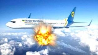 Ponha uma metralhadora nas mãos de um macaco e você rapidamente entenderá o que aconteceu com o avião da Ucrânia