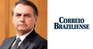 """Bolsonaro critica Correio Braziliense: """"São burros, canalhas ou os dois?"""""""