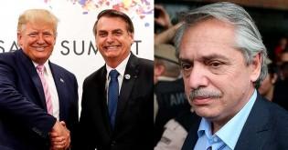 Brasil atropela a Argentina na OCDE e Trump declara apoio