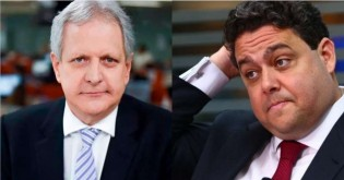 Juiz rejeita ação contra Santa Cruz por ofensas a Moro e Augusto Nunes não perdoa (veja o vídeo)
