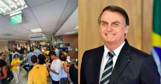 Aliança Pelo Brasil chega a 30% das assinaturas necessárias e apoiadores lotam cartório na Bahia