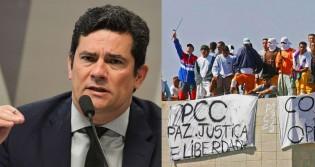 """Após fuga do PCC, Moro afirma: """"Se voltarem ao Brasil, ganham passagem só de ida para presídio federal"""""""