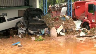 Tragédia no ES: Chuvas arrasam cidades no interior do estado. É a hora da solidariedade (veja o vídeo)