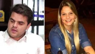 """Na polícia, filho de dono de jornal culpa a veterinária morta: """"eu não cheirei pó, só ela"""""""