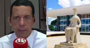 Ministros do STF ligaram para senadores investigados pedindo ajuda na Lava Toga, segundo jornalista (veja o vídeo)