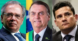 Um panorama da relação Bolsonaro-Moro-Guedes frente aos ataques da mídia até 2022 (veja o vídeo)