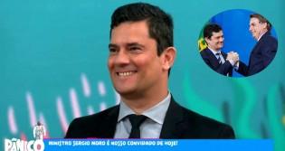 """URGENTE - Moro: """"Meu candidato para 2022 é Jair Bolsonaro"""" (veja o vídeo)"""