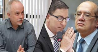 Direta para Gilmar Mendes: Ex-chefe da Lava Jato não se segura e sobe o tom em declaração sobre o caso Glenn
